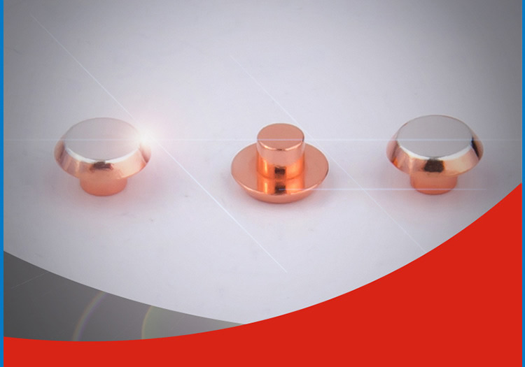 控制器银触点复合银触头银点加工