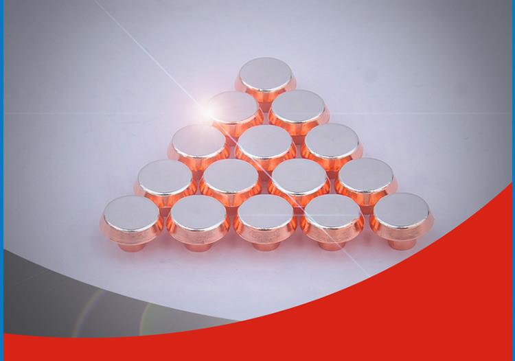 复合铆钉-银氧化镉银触点加工生产厂家